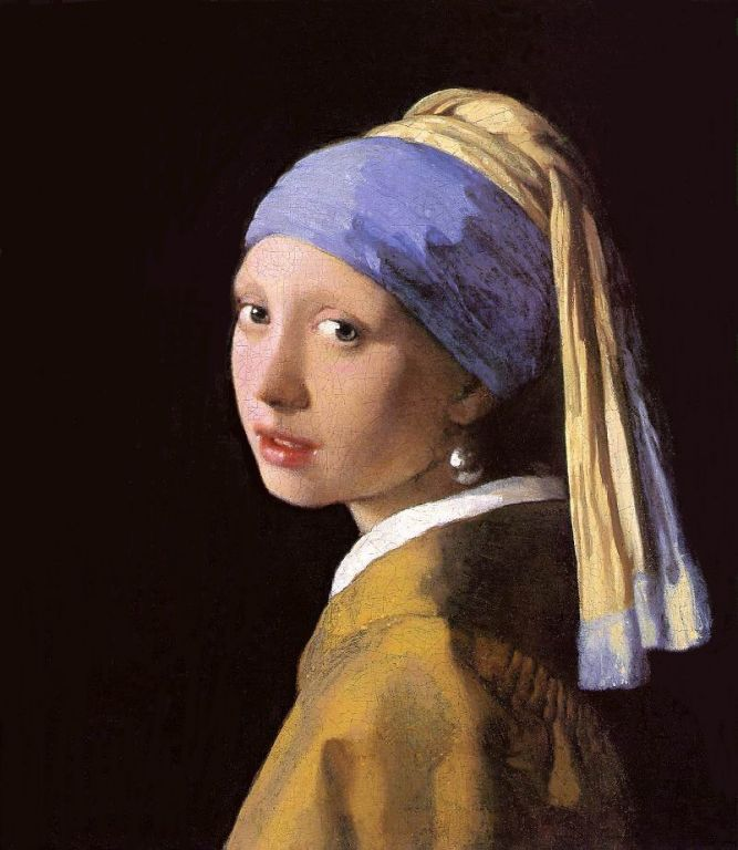 girl pearl earring analysis Find great deals on ebay for girl with a pearl earring and girl with a pearl earring book shop with confidence.