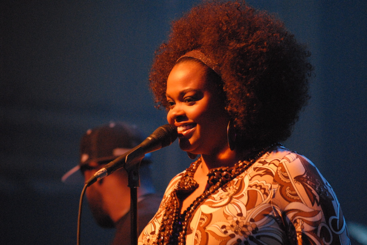Jill Scott Hair Styles: The Top 10 Best Sexiest Natural Afro Hair Styles For Black