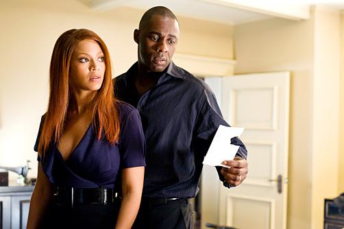 Derek & Sharon Charles (aka Idris & Bee)