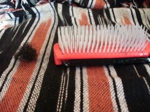 brush shedding tutorial