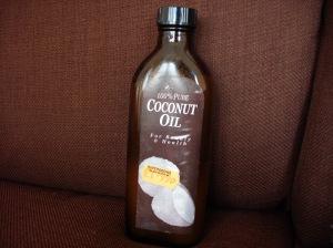 coconut oil tutorial