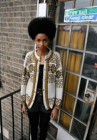 Afro Hair 1