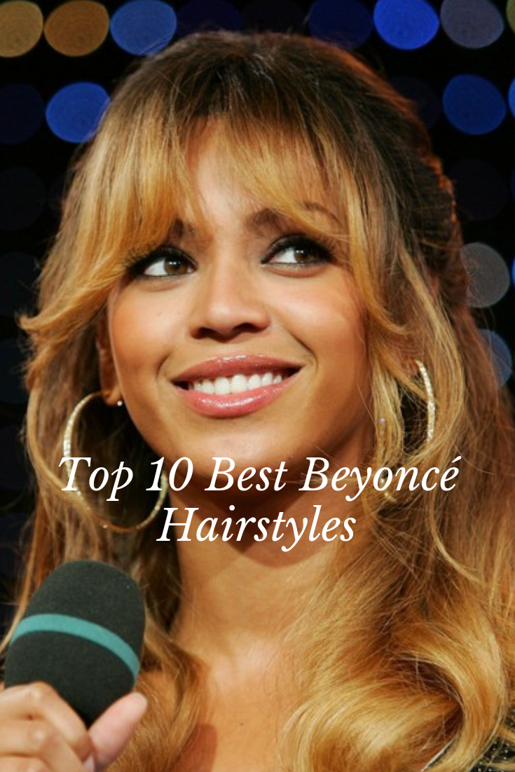 The Top 10 Best Beyonc 233 Hairstyles Charcoal Ink