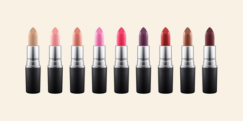 Mac Lipstick in Line